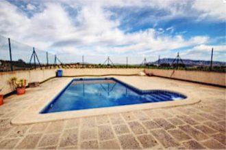 rancho de suenos zwembad